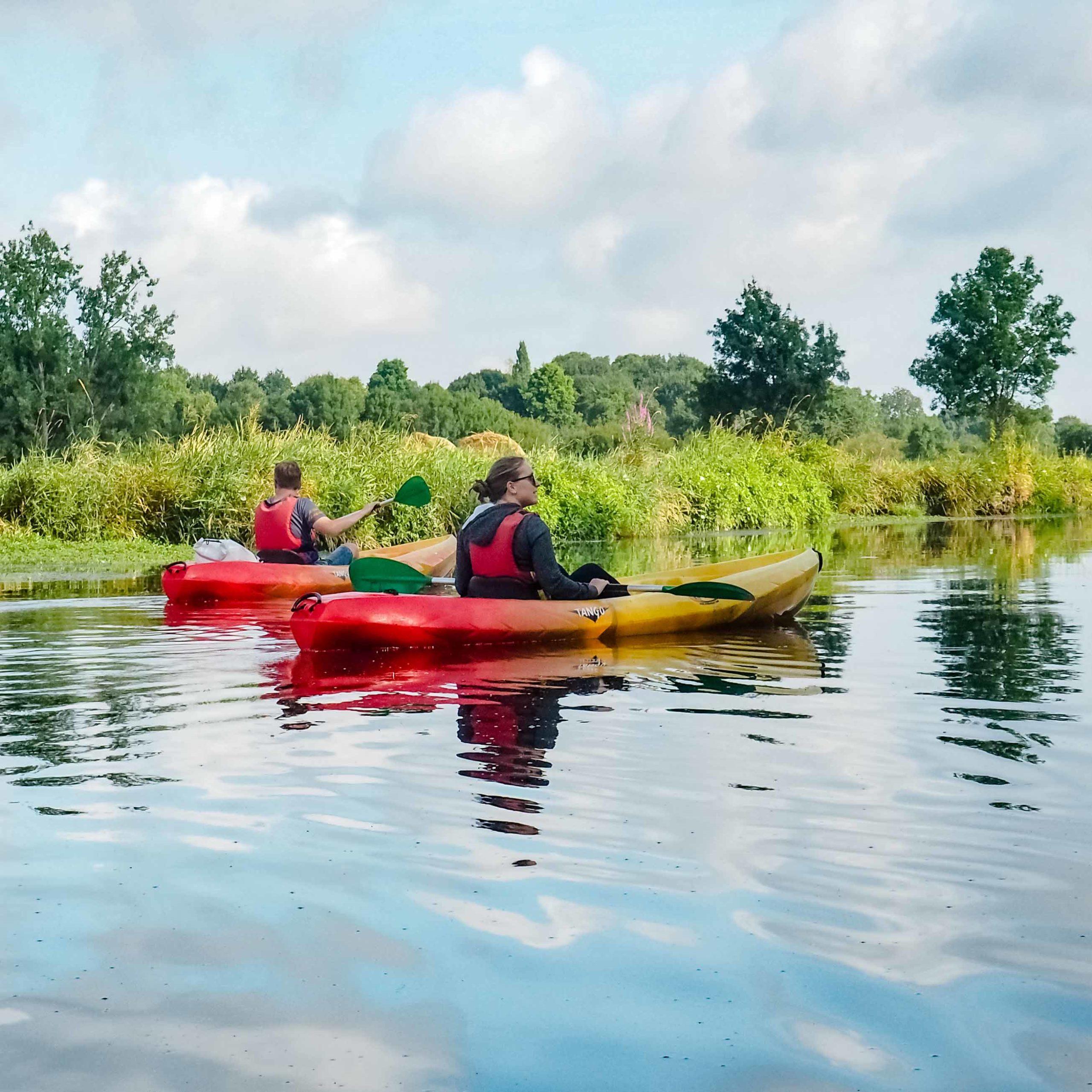 Location canoe Rennes